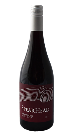 2018 Pinot Noir Saddle Block